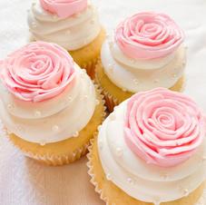 Bridal Cupcakes