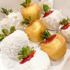 Bridal Strawberries