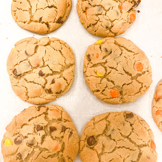 Reeses Pieces Choco Chip