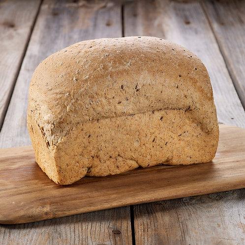 SPELT FLAXSEED BREAD