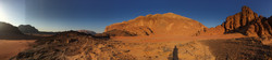 near the camp - Wadi Rum