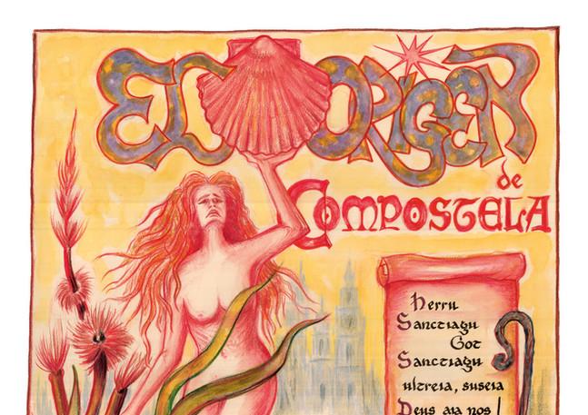 El Origen de Compostela