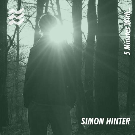 5 Minutes With... Simon Hinter