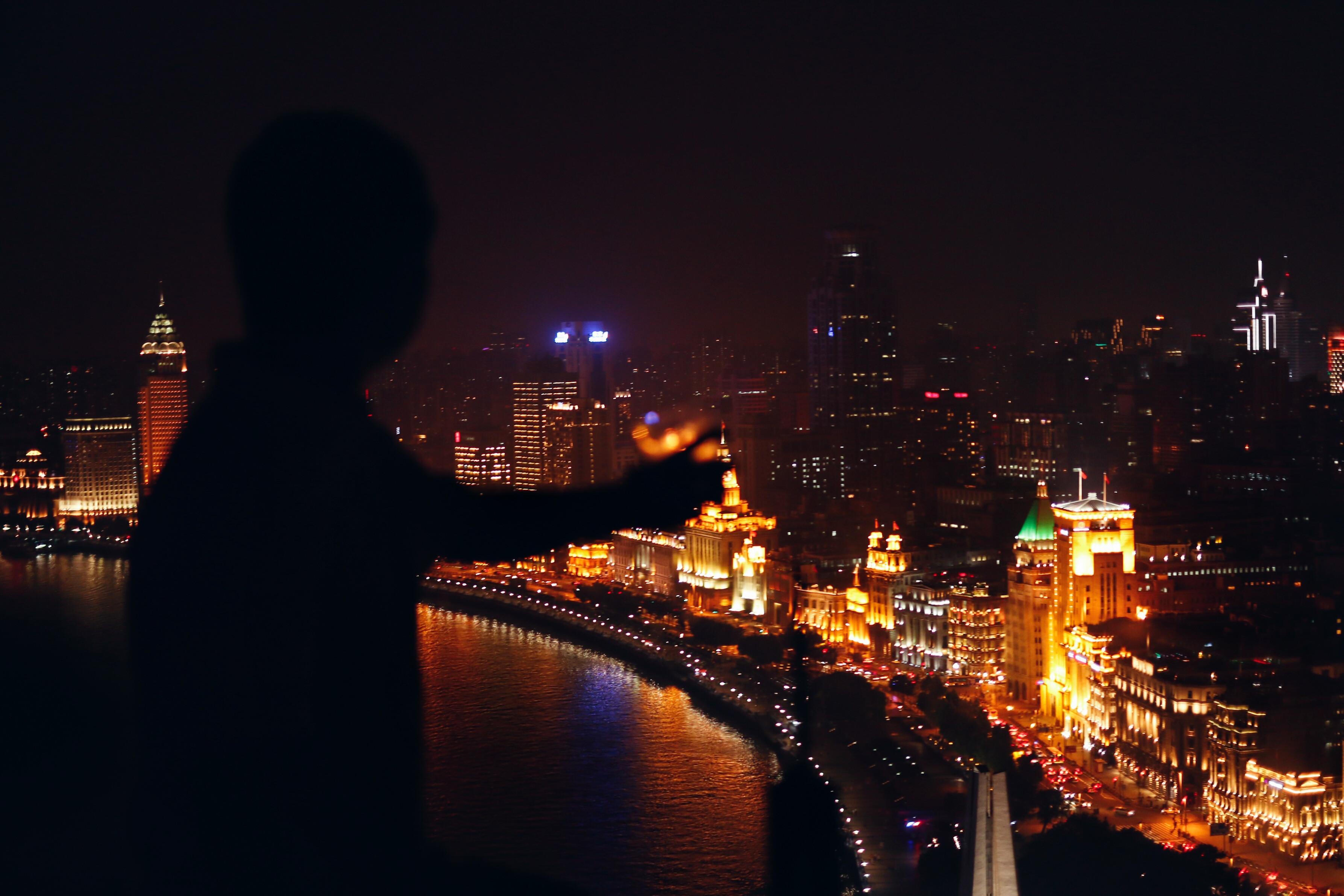 Private Shanghai Nightlife Tour
