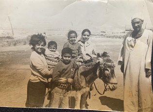 عائلة في مصيف راس البر