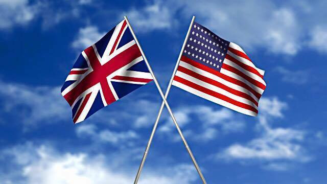 UK and USA Flags - Zumba Norwich
