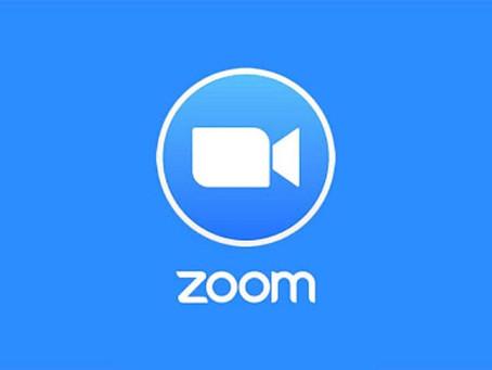 Lockdown 2 New Zoom Schedule