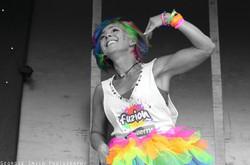 Zumba Colour Fuzion