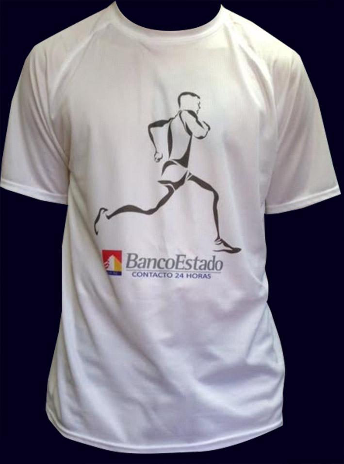 Polera Dry Fit Maraton