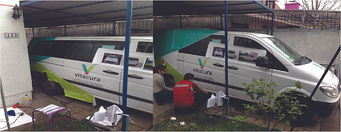 Rotulacion Vehicular Publicitaria
