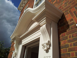 Meadow House door surround (B96)