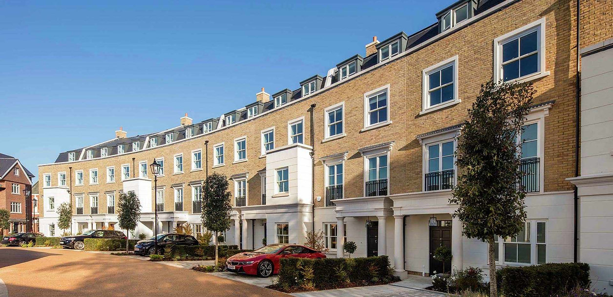 Woodside stone supplied to project Isleworth voted Best Family Home 2019