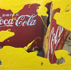 Signs in Cuba