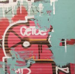 Mattingly, Graffiti #2