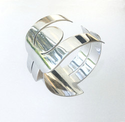 On A Roll-Rolling Woman cuff2