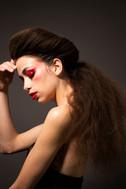 Photoshoot with the Model Dudah Castro