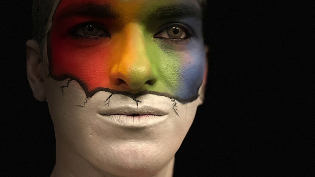 Halloween Studio Pacha Makeup
