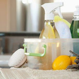 Toxin Free Cleaning & Laundry Products