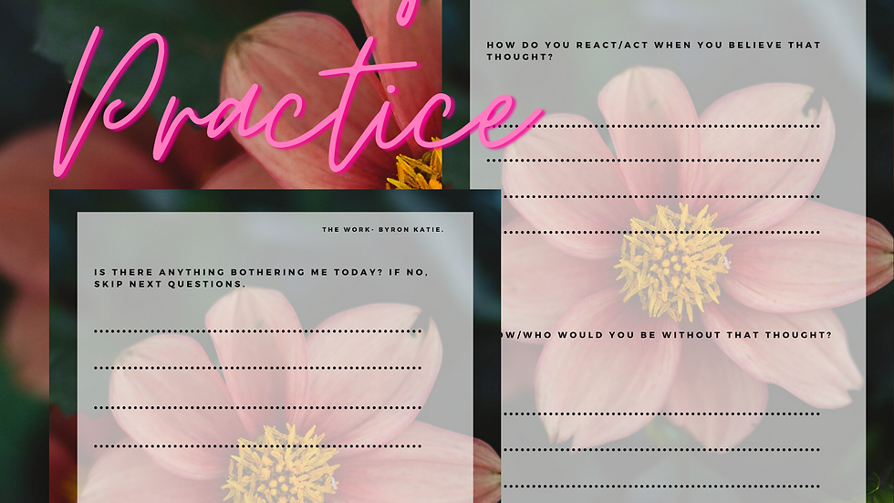 Daily Practice Guide For gratitude, emotional intelligence, health & manifesting