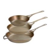 SOLIDTEKNICS Wrought Iron Pans