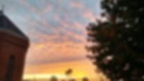 St Patrick's - Sunset