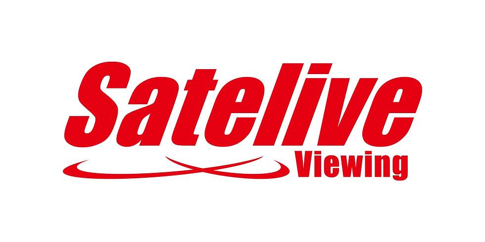 Satelive Viewing(サテライブビューイング)7/5にテスト配信!