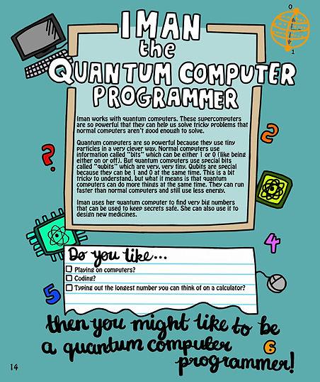 Quantum computer programmer