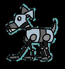 Robot dog robotic dog