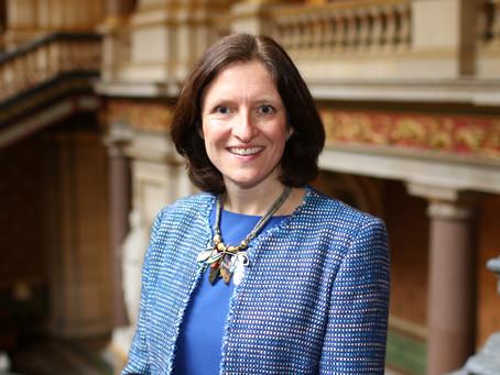 Author is next Ambassador to Iceland