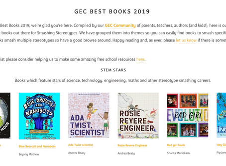 Gender Equality Collective Best Books 2019