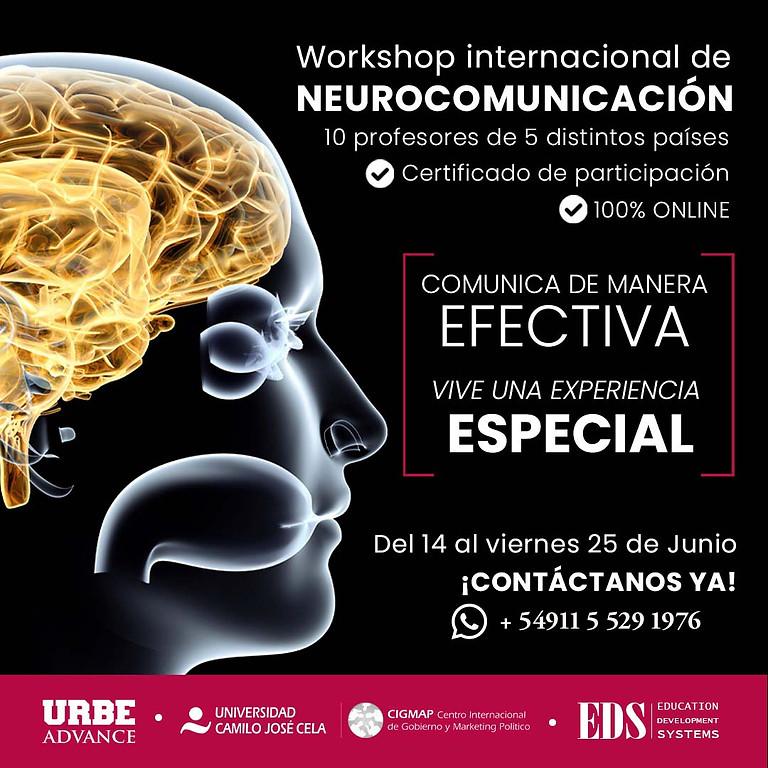 Workshop Internacional de Neurocomunicación