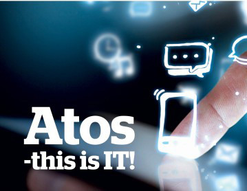 Atos, getting bigger