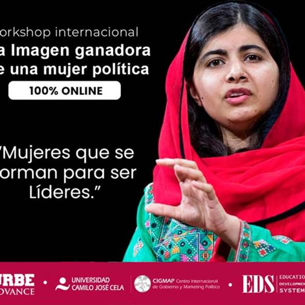 Workshop Internacional. La imagen ganadora de una mujer política