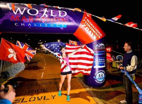 The 2020 World Marathon Challenge,   Part 3