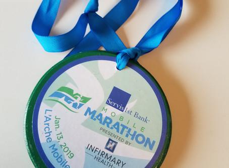 Mobile Half Marathon.