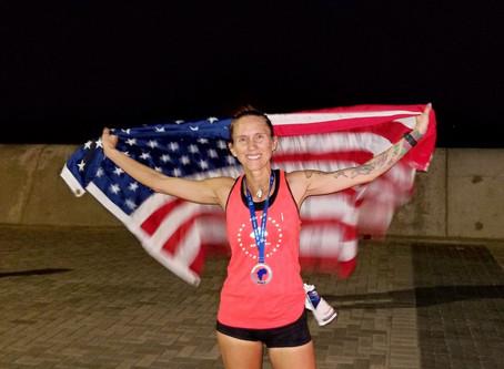 The 2020 World Marathon Challenge....  Part 1