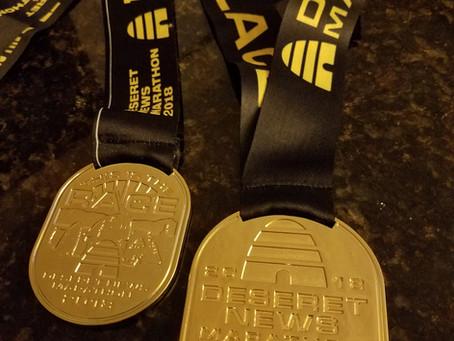 Deseret News Marathon