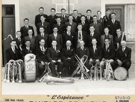 🎥 L'harmonie en 1945 !