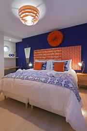 Great bedroom lighting