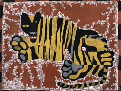Anthropocene Bestiary, Tiger
