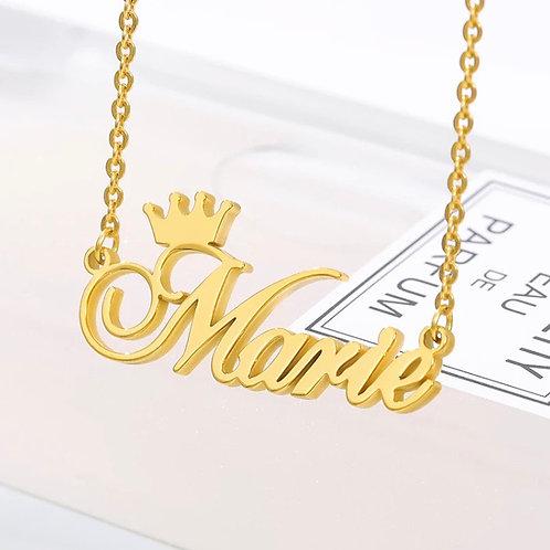 $25 Custom Queen Necklace