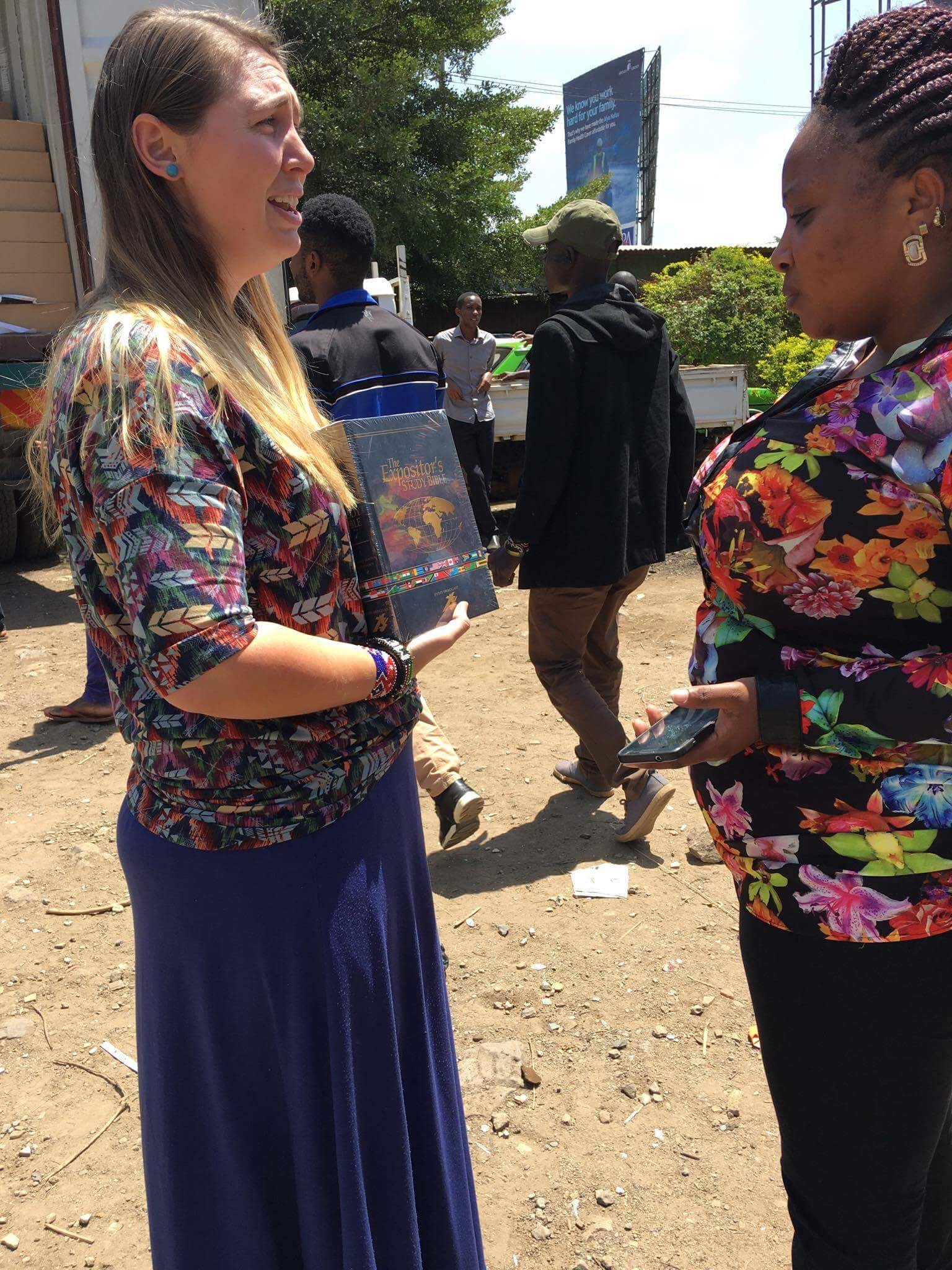 barbier-ministries   Bible Distribution