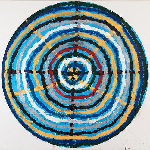 Mandala 7 by Siddharth Gadiyar