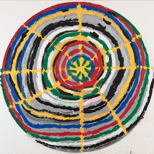 Mandala 8 by Siddharth Gadiyar