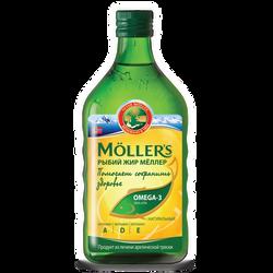 Moller's Omega-3 натуральный