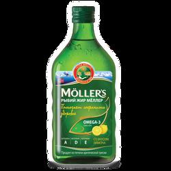 Moller's Omega-3 лимон