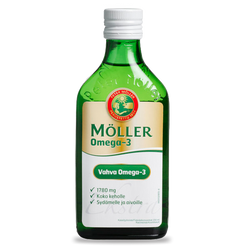 Moller's Vahva жидкий