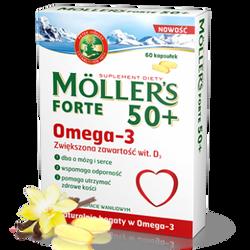 Moller's 50+