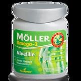 Moller Omega-3 Nivelille