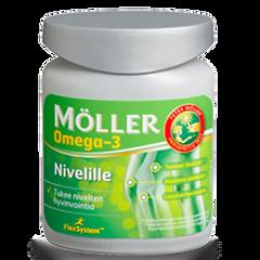 Moller omega-3 nivelille   рыбий жир для суставов   финский рыбий.